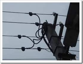 Как соединить провода СИП