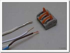 Как соединить 3 провода