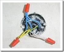Как соединить провода в щитке