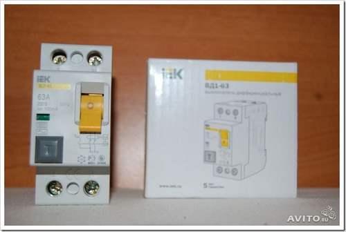 3.Как работает дифференциальный электрический защитный аппарат.
