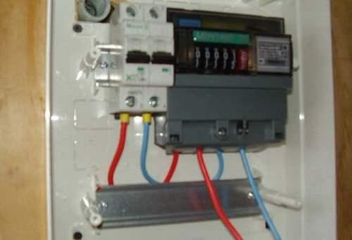 Подключение электросчетчика своими руками меркурий 201