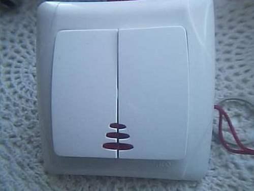 Как правильно подключить двойной выключатель?