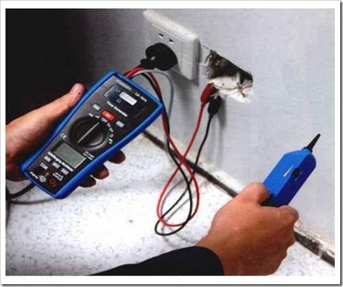 Как проверить проводку в квартире.