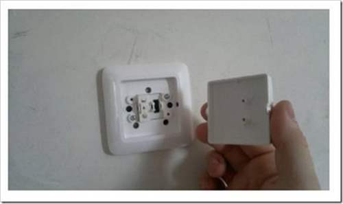 Как разобрать выключатель Schneider Electric