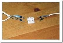 Как соединить тонкие провода