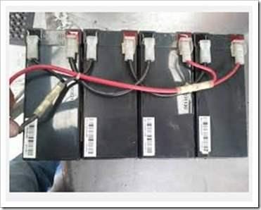 Как зарядить аккумулятор от бесперебойника