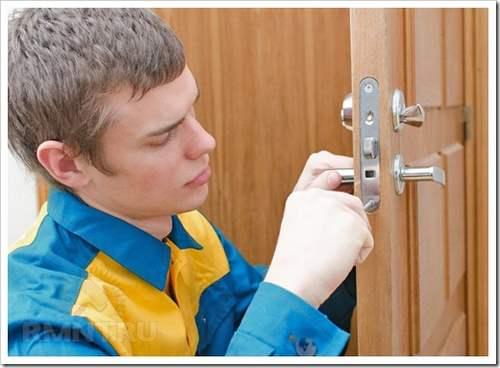 С чего начать установку двери?
