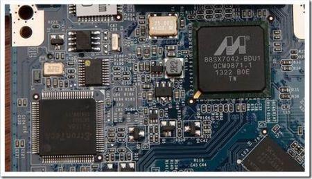Характеристика процессора marvell armada.