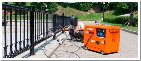 Какой выбрать генератор для сварочного аппарата?