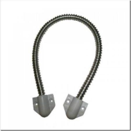 Выбор гибкого кабель канала, с учетом имеющихся вариантов креплений.