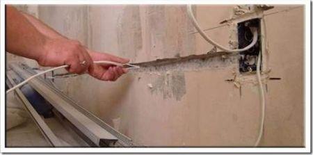 Делаем ремонт и замену электропроводки не хуже мастера.