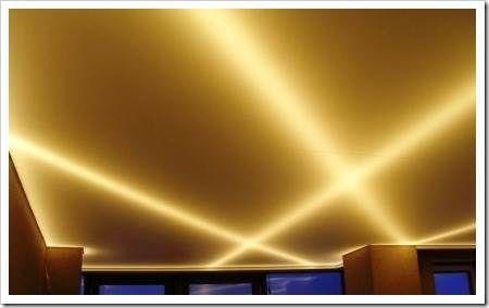 Как сделать светодиодное освещение? LED лента.