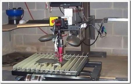 Как сделать лазер своими руками для резки металла