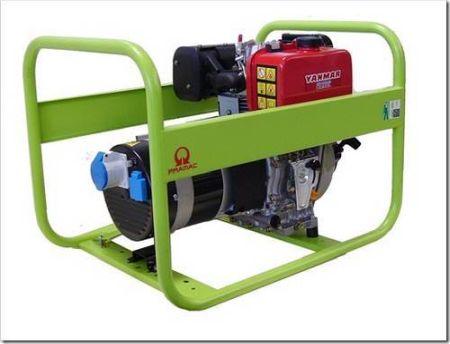 Бензин или дизель: какой генератор лучше?