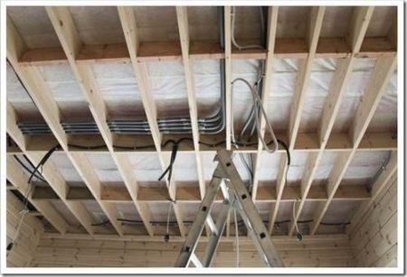 Как избежать пожара по причине неисправности проводки в деревянном доме?