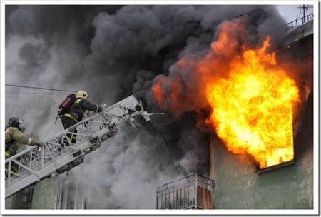 Невнимательность и забывчивость – главные причины бытового пожара