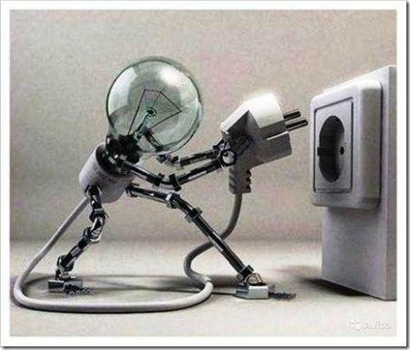 Существенное сокращение потребления электроэнергии без воровства