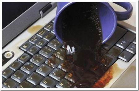 Меры, которые помогут спасти ноутбук от дорогостоящего ремонта