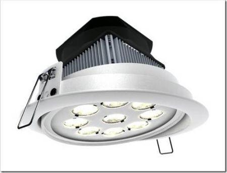 На что обратить внимание при выборе светодиодного светильника