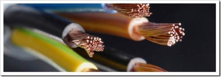 Варианты для размещения силовых кабелей
