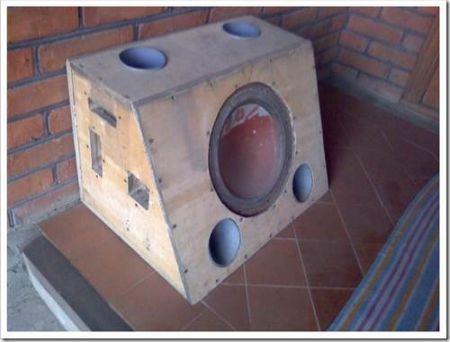 Выбор коробки для сабвуфера