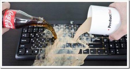 Глубокая очистка клавиатуры