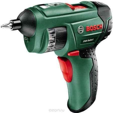 Купить Шуруповерт Bosch PSR Select (0603977020)