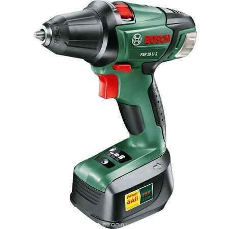 Купить Шуруповерт Bosch PSR 18 LI-2 Upgrade (0603973323)