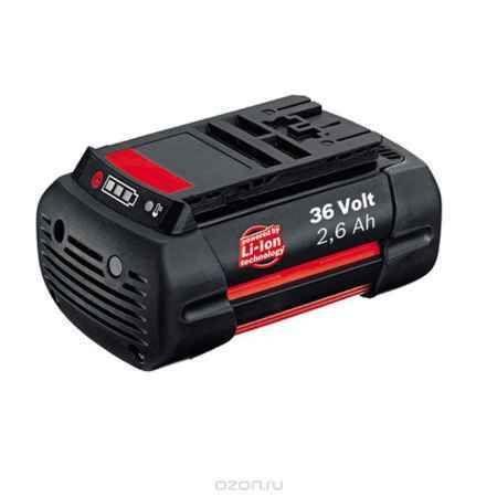 Купить Аккумулятор для газонокосилок Bosch 36В, 2,6 Ач F016800301