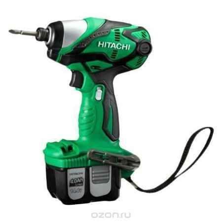 Купить Шуруповерт аккумуляторный ударный Hitachi WH14DL2