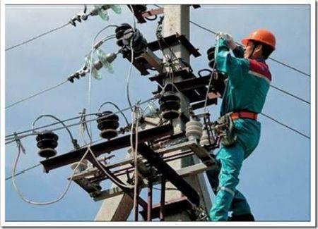 Подготовка к работе электрика