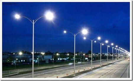 светодиодные светильники для освещения улиц