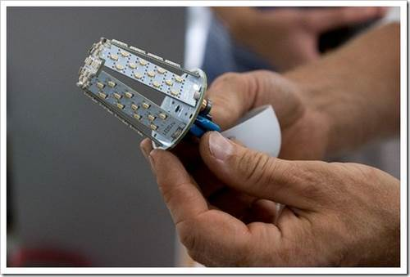 Преимущества светодиодного бытового оборудования