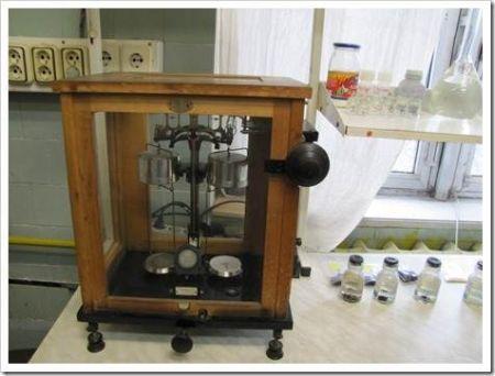 Оборудование для лаборатории: аналитические весы