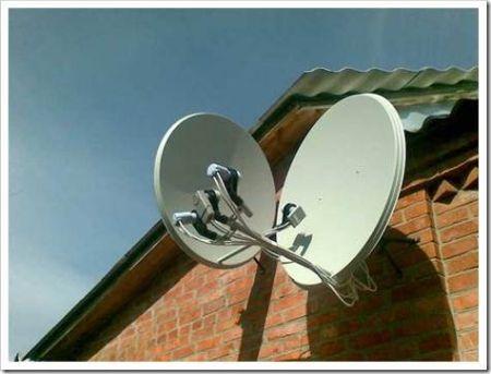 Установка антенны: нюансы монтажа