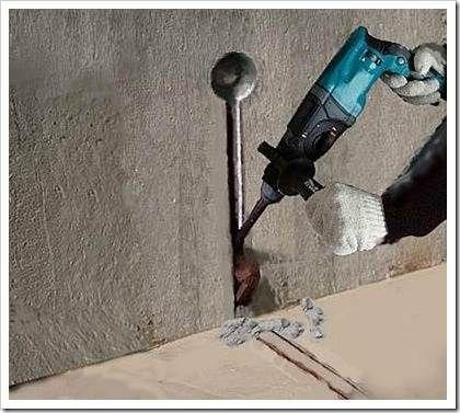 Система TN-C и штробление стен