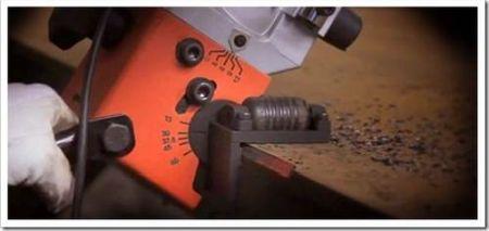 Различные модификации фаскоснимающего оборудования