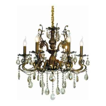 Купить Arte Lamp A7019LM-6AB Louvre