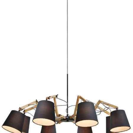 Купить Arte Lamp A5700LM-8BK A5700LM-8BK