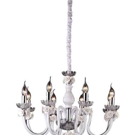 Купить Arte Lamp A8310LM-8WH A8310LM-8WH