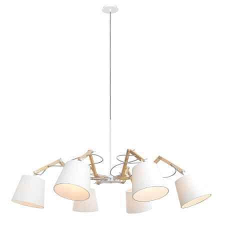 Купить Arte Lamp A5703LM-6WH A5703LM-6WH