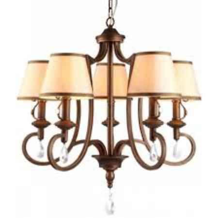 Купить Arte Lamp Castello A6016LM-5BG