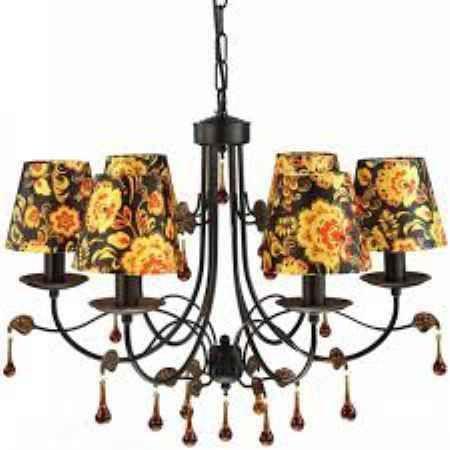 Купить Arte Lamp Moscow A6106LM-6BK