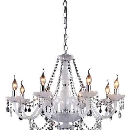 Купить Arte Lamp A8609LM-8WH A8609LM-8WH