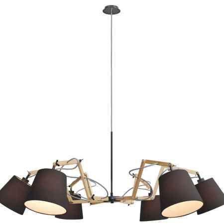 Купить Arte Lamp A5703LM-6BK A5703LM-6BK