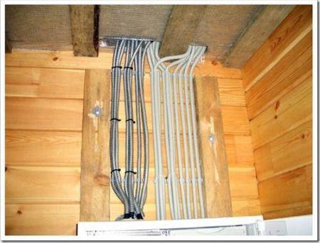 Самостоятельная прокладка электрических сетей