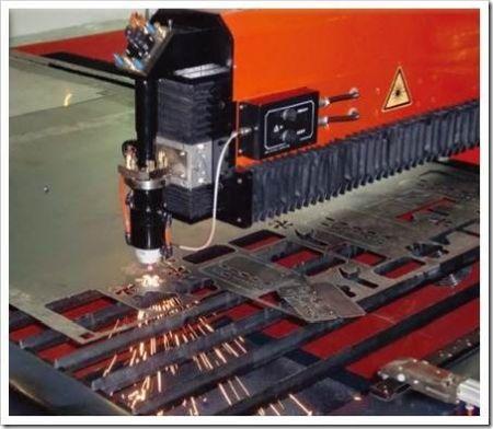 Недостатки оборудования для лазерной резки металла