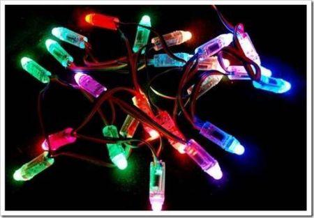 Преимущества RGB-светодиодов