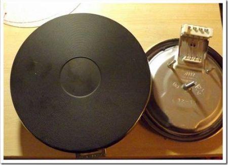 Ремонт керамической электроплиты