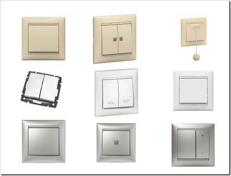 Новые модели выключателей 2015 года на мировом рынке